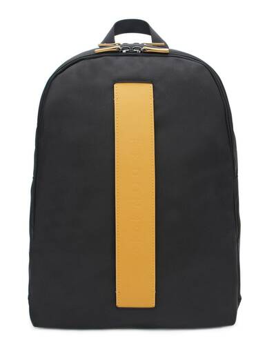 Fedon 1919 - Stripe - Zaino in nylon per laptop 13'', Giallo - MZ1930005/GI