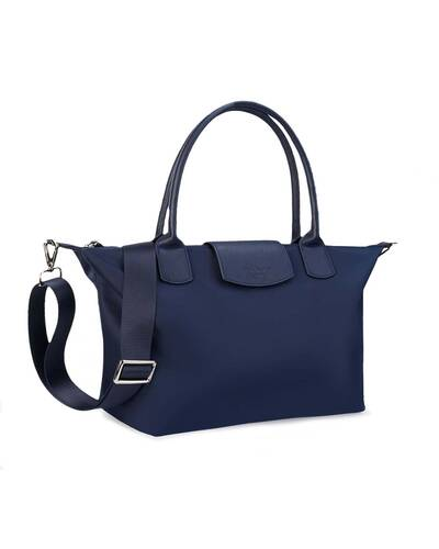 Fedon 1919 - Sofia - Shopping bag da donna, Blu - WB1930012/BLU