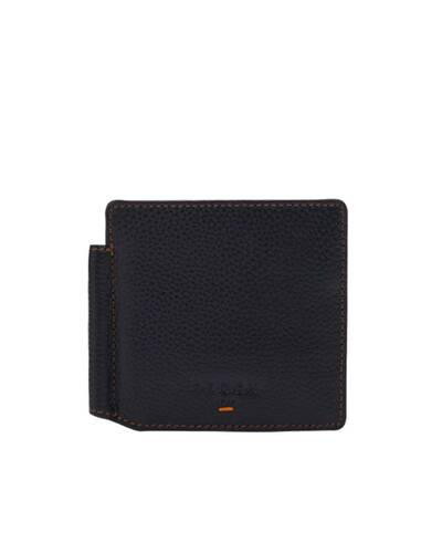 Fedon 1919 - Nelson - Men's wallet with money clip, Black/Brown - MS1930006C/NM