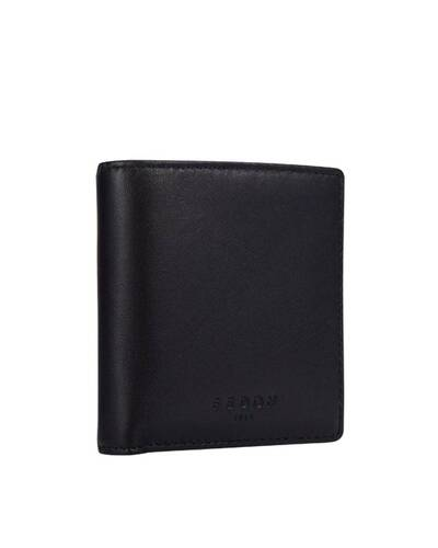 Fedon 1919 - Martin - Men's wallet for banknotes and cards, Black - MS1930007/N