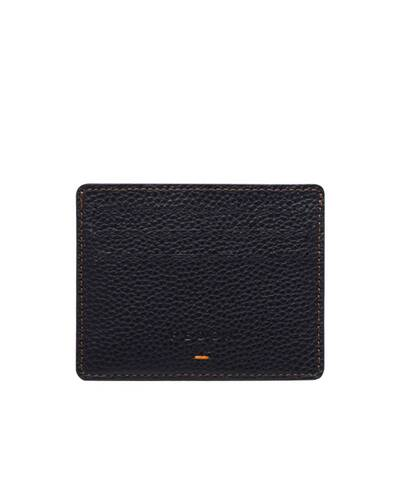 Fedon 1919 - Nelson - Compact men's card holder with 6 slots, Black/Brown - MS1930001/NM