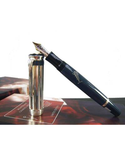 Montblanc Meisterstück Stilografica Writers Edition Charles Dickens - MB6355