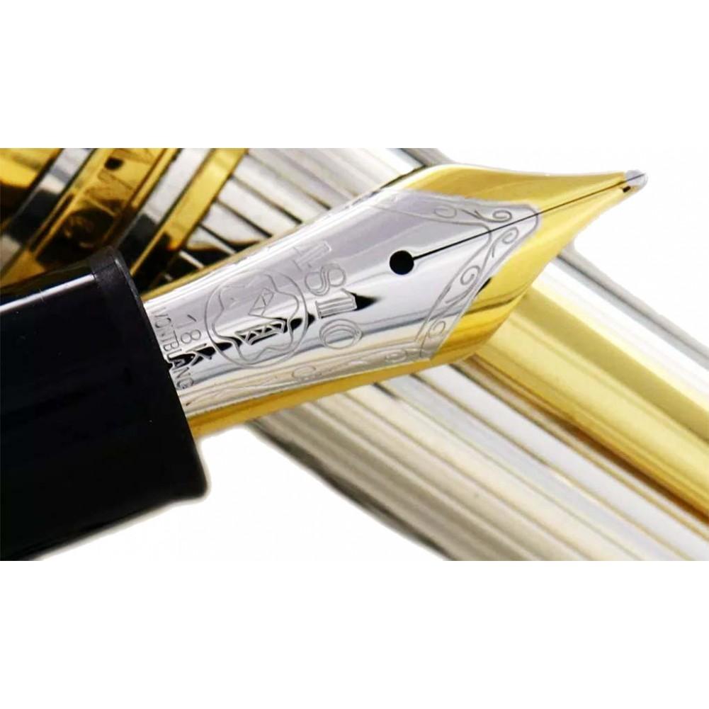 Montblanc stilografica LeGrand Sterling Silver Doué - MB1461