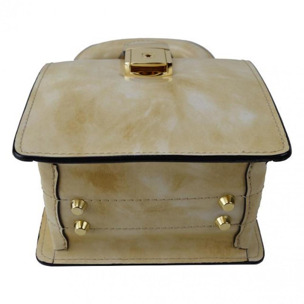 Pratesi Brunelleschi borsa da donna - R120/L Radica Caffè