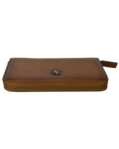 Pratesi San Frediano leather's wallet - B013 Bruce Brown