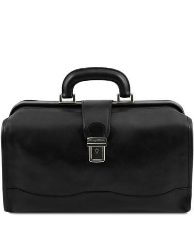 Tuscany Leather - Raffaello - Borsa medico in pelle Nero - TL141852/2