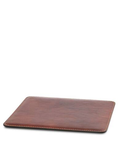 Tuscany Leather Leather Mouse pad Brown - TL141891/1