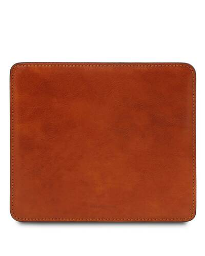 Tuscany Leather Leather Mouse pad Honey - TL141891/3