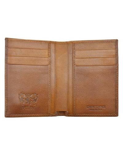 Pratesi Bobolino men's wallet - B024 Bruce Brown