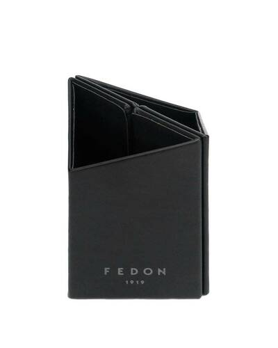 Fedon 1919 - Classica - Rigid office pen cup holder, Black - UO1930013/N