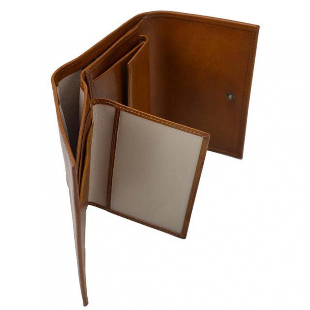 Pratesi Le Cascine portafoglio da uomo - B051 Bruce Marrone