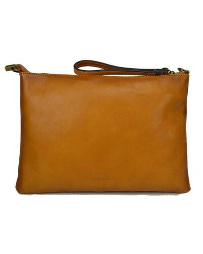 Pratesi Montebonello leather crossbody bag - B456 Bruce Brown