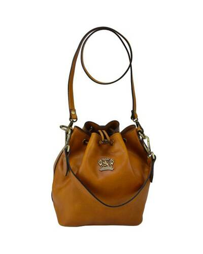 Pratesi Sorano shoulder bag - B501/20 Bruce Coffee