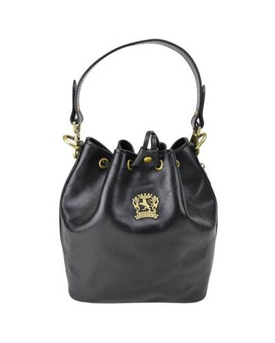 Pratesi Sorano shoulder bag - B501/20 Bruce Black