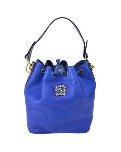 Pratesi Sorano shoulder bag - B501/20 Bruce Electric Blue