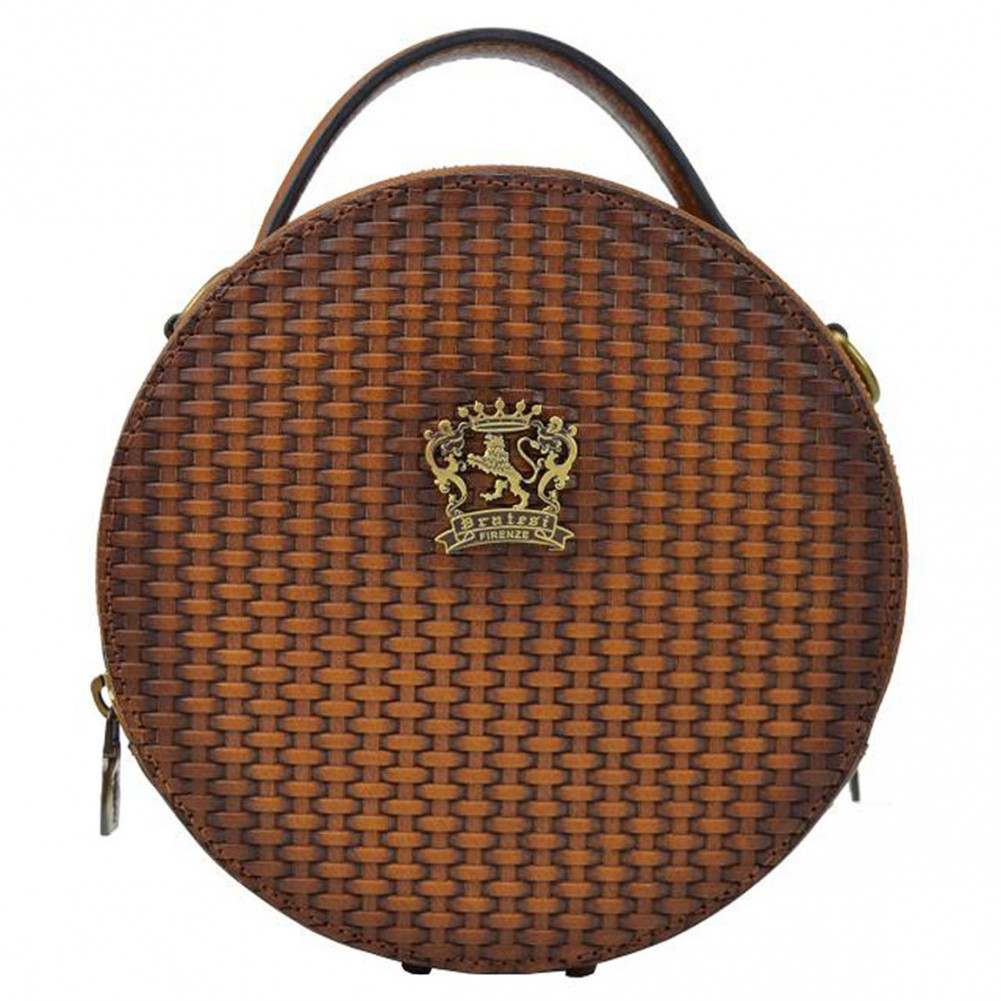 Pratesi Troghi crossbody bag - T188 Brown