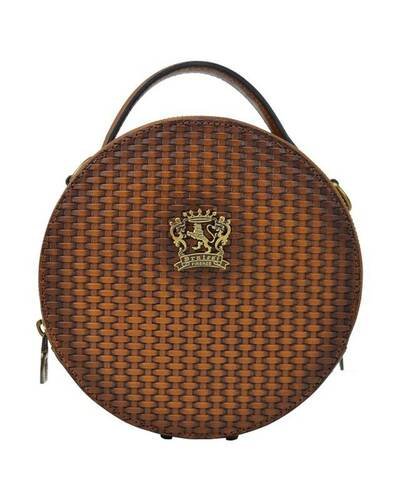 Pratesi Troghi crossbody bag - T188 Brown