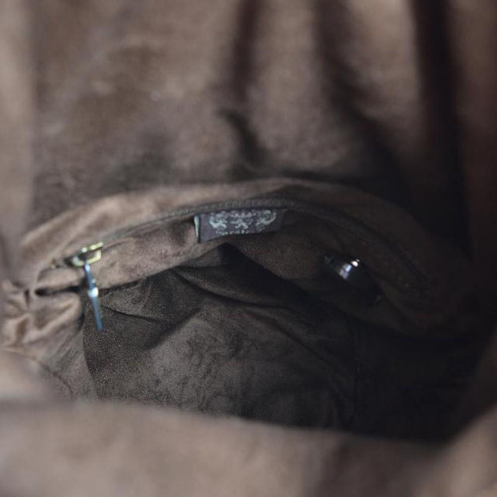 Pratesi Secchiello crossbody bag - T335 Brown