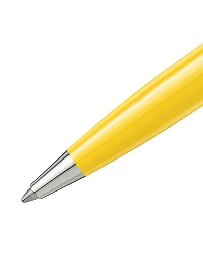 Montblanc PIX Ballpoint Pen, Mustard Yellow - MB125240