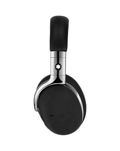 Montblanc MB 01 Travel Headphones, Black - MB127665