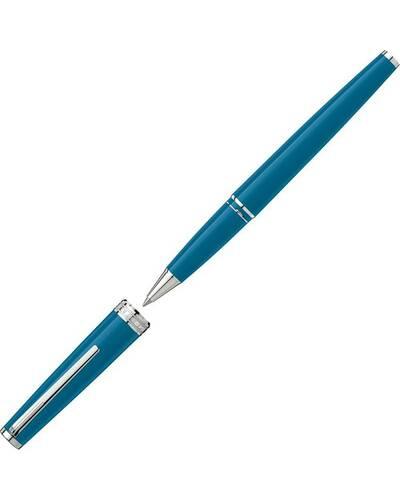 Montblanc PIX Roller, Blu Petrolio - MB119583