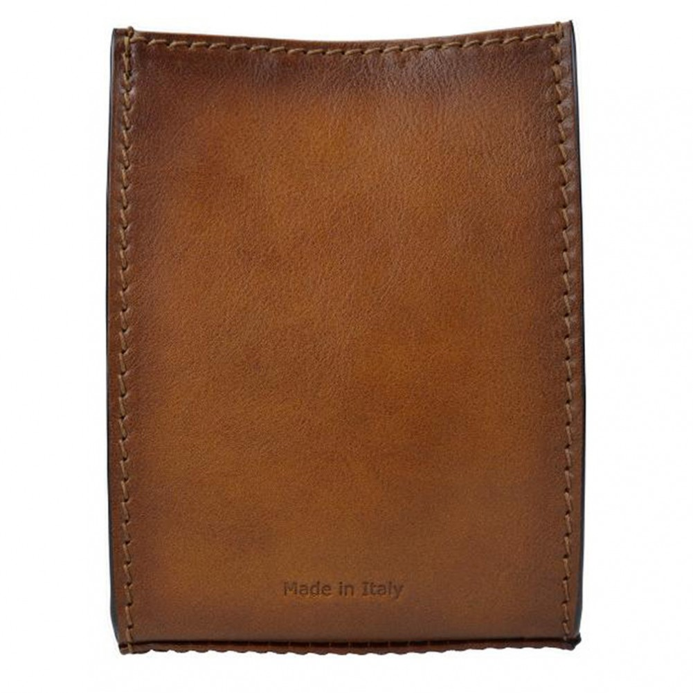 Pratesi Saltino Shoulder bag in genuine leather - B197 Bruce Brown
