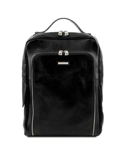Tuscany Leather Bangkok Zaino porta notebook in pelle Nero - TL141793/2