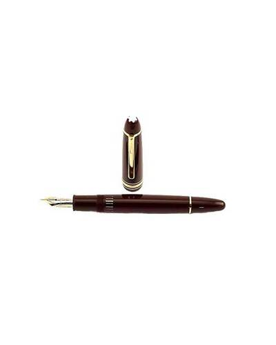 Montblanc Meisterstück Stilografica LeGrand Gold-Coated, Bordeaux - MB13661/BO