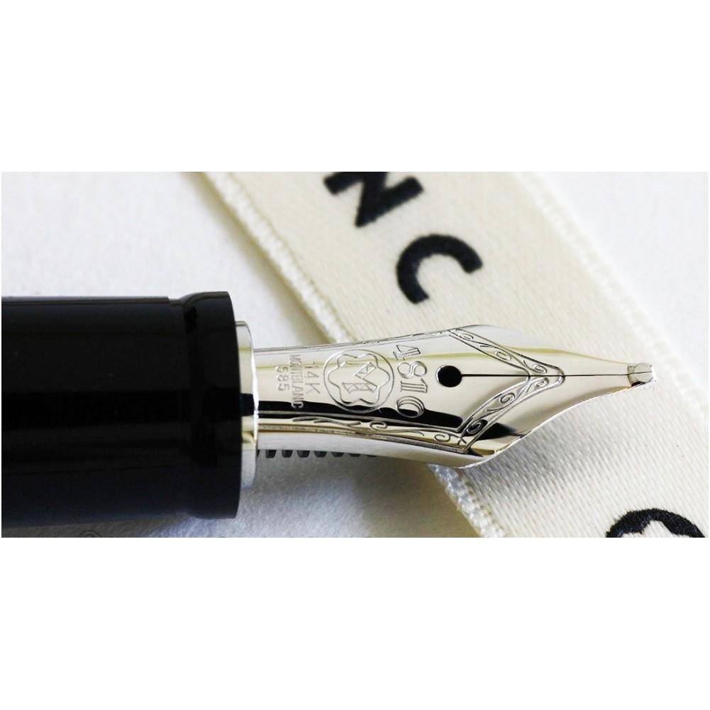 Montblanc Stilografica Bohème Noir - MB25110
