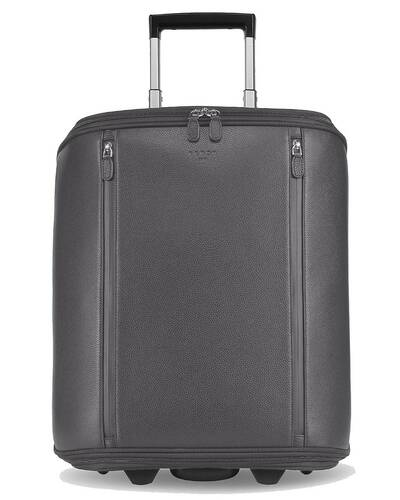 "Fedon 1919 - Marco Polo - Cabin trolley with 13"" laptop compartment, Grey - MT2010001/GR"