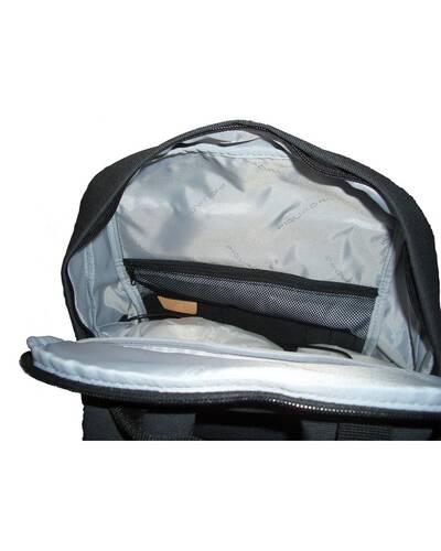 Piquadro Zaino porta pc con protezione antiurto, Nero - CA614BL/N