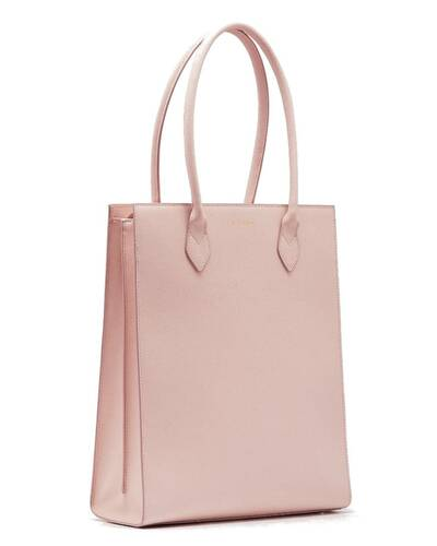 Fedon 1919 - Emily - Vertical shopper bag, Pink - WB2010002/ROS