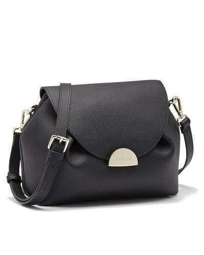 Fedon 1919 - Miranda - Shoulder bag for woman, Black - WB2010005/N