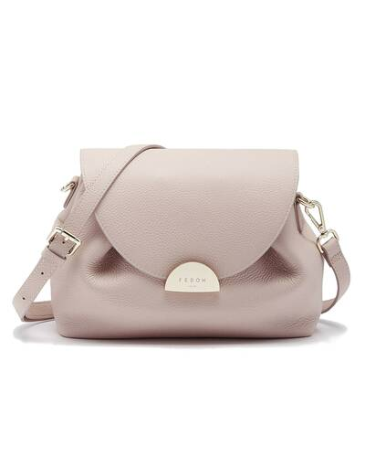 Fedon 1919 - Miranda - Shoulder bag for woman, Pink - WB2010005/ROS