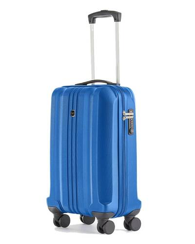 Fedon 1919 - Cabin trolley with 4 wheels, Blue - UT2010001/BLU