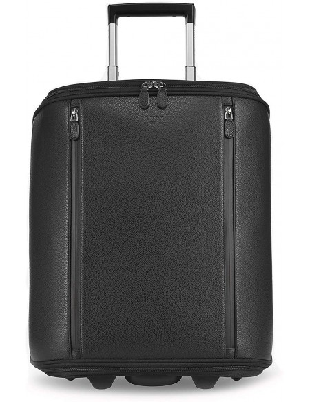 """Fedon 1919 - Marco Polo - Cabin Trolley with 13"""" Laptop Compartment, Black - MT1910110/N"""