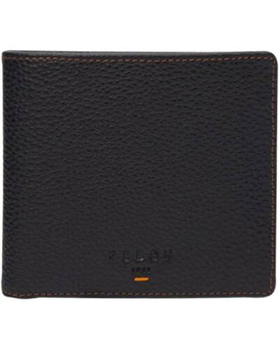 Fedon 1919 - Nelson - Men's Wallet with Coin case, Black/Brown - MS1930009C/NM