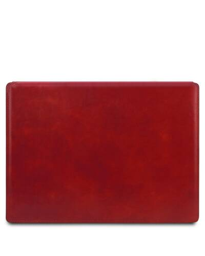Tuscany Leather - Leather Desk Pad, Red - TL142054/4
