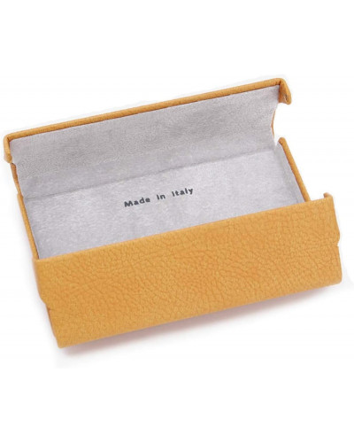 Fedon 1919 - Charme - Case for business cards, Yellow - UO1930003/GI