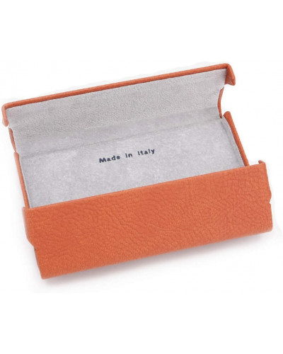 Fedon 1919 - Charme - Case for business cards, Orange - UO1930003/AR