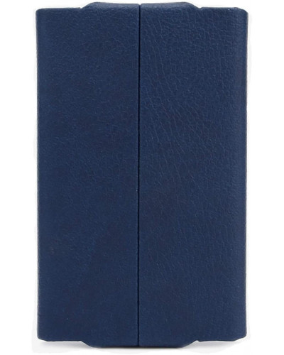 Fedon 1919 - Charme - Case for business cards, Blue - UO1930003/BLU