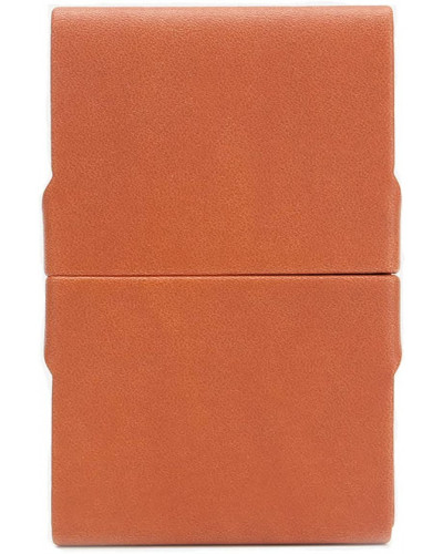 Fedon 1919 - Classica - Hard-Cover Credit/Business Card Holder, Orange - UO1930008/AR