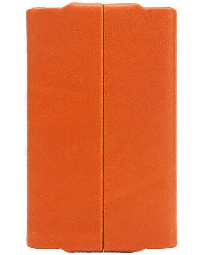 Fedon 1919 - Classica - Hard-Cover Credit/Business Card Holder, Orange - UO1930007/AR