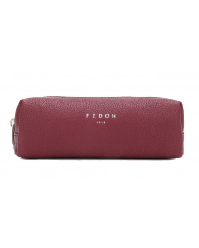 Fedon 1919 - Charme - Multipurpose pouch, Dark Red - UA1930007/RS