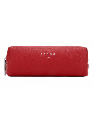 Fedon 1919 - Charme - Multipurpose pouch, Red - UA1930007/RO