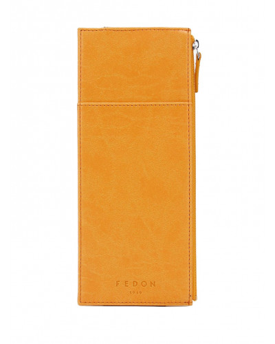 Fedon 1919 - Classica - Pencil case for notebook, Yellow - UO1930011/GI
